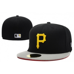 Pittsburgh Pirates Fitted Cap 003