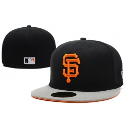 San Francisco Giants Fitted Cap 007
