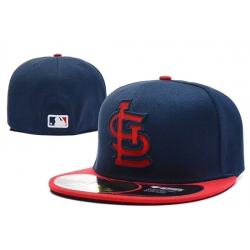 St.Louis Cardinals Fitted Cap 004