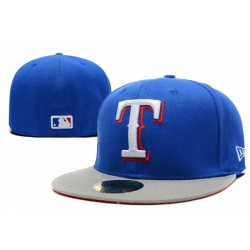 Texas Rangers Fitted Cap 003