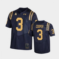Men navy midshipmen mychal cooper college football navy replica jersey