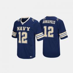 navy midshipmen hail mary ii navy jersey
