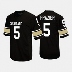 Colorado Buffaloes George Frazier College Football Black Jersey