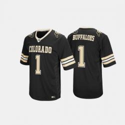 Colorado Buffaloes Hail Mary Ii Black Jersey