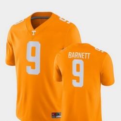 Men Tennessee Volunteers Derek Barnett 9 Orange Game College Football Jersey