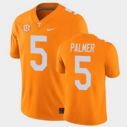 Men Tennessee Volunteers Josh Palmer College Football Orange Alumni Player Game Jersey