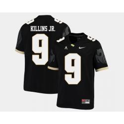 Men Ucf Knights Adrian Killins Jr. Black College Football Aac Jersey