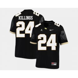 Men Ucf Knights D.J. Killings Black College Football Aac Jersey