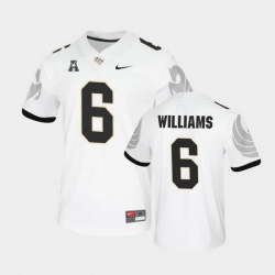 Men Ucf Knights Marlon Williams College Football White Untouchable Game Jersey