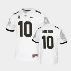 Men Ucf Knights Mckenzie Milton College Football White Untouchable Game Jersey