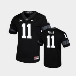 Men Iowa State Cyclones Chase Allen Untouchable Black Game Jersey
