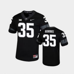 Men Iowa State Cyclones Jake Hummel Untouchable Black Game Jersey
