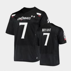 Men Cincinnati Bearcats Coby Bryant Replica Black Football Jersey