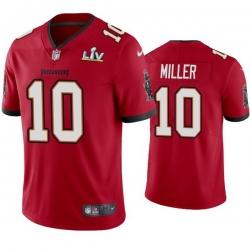 Men Scotty Miller Buccaneers Red Super Bowl Lv Vapor Limited Jersey