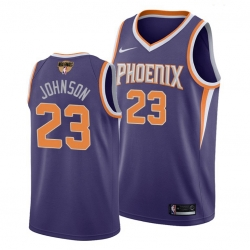 suns cameron johnson purple 2021 nba finals jersey