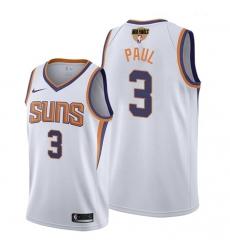 suns chris paul association edition white 2021 nba finals jersey