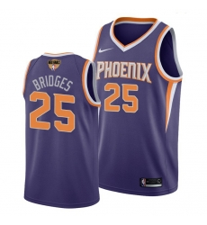 suns mikal bridges purple 2021 nba finals jersey