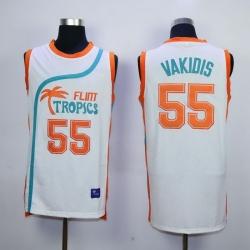 Flint Tropics Semi Pro Movie Basketball Jersey10