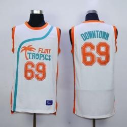 Flint Tropics Semi Pro Movie Basketball Jersey12