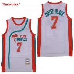 Flint Tropics Semi Pro Movie Basketball Jersey3
