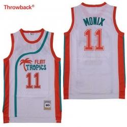 Flint Tropics Semi Pro Movie Basketball Jersey5