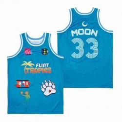 Flint Tropics Semi Pro Movie Basketball Jersey6