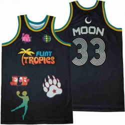 Flint Tropics Semi Pro Movie Basketball Jersey8