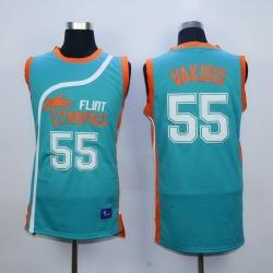 Flint Tropics Semi Pro Movie Basketball Jersey9