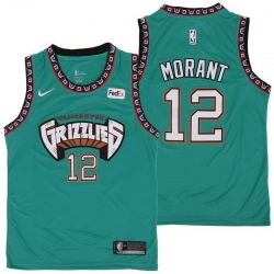 Ja Morant Memphis Grizzlies Jersey
