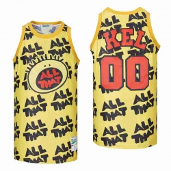 KEL ALL #00 THAT ALL OVER AGAIN BASKETBALL JERSEY