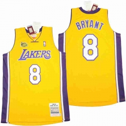 Kobe Bryant Lakers Throwback Jersey 8 24 10