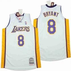 Kobe Bryant Lakers Throwback Jersey 8 24 11