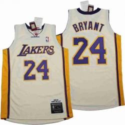 Kobe Bryant Lakers Throwback Jersey 8 24 12