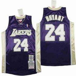 Kobe Bryant Lakers Throwback Jersey 8 24 13