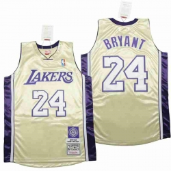 Kobe Bryant Lakers Throwback Jersey 8 24 14