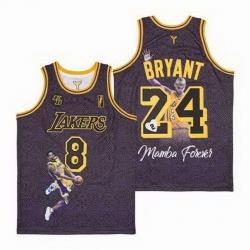 Kobe Bryant Lakers Throwback Jersey 8 24  1