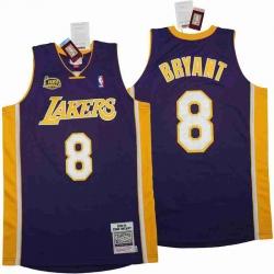 Kobe Bryant Lakers Throwback Jersey 8 24 9