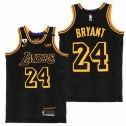 Kobe Bryant Los Angeles Lakers Crenshaw Jersey11