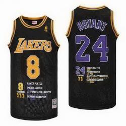Kobe Bryant Los Angeles Lakers Crenshaw Jersey3