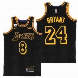 Kobe Bryant Los Angeles Lakers Crenshaw Jersey6