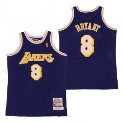 Kobe Bryant Los Angeles Lakers Crenshaw Jersey8