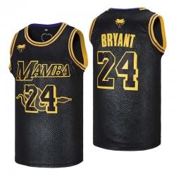 Kobe Bryant Los Angeles Lakers Crenshaw Jersey
