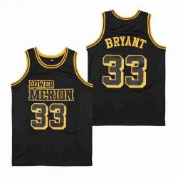 Lower Merion Kobe Bryant 24 High ScHool Jersey 33 1