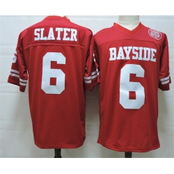 NCAA Film Jersey Bayside Slater 6 Red Stitched Jersey