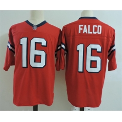 NCAA Film Jersey Falco 16 Red Stitched Jersey