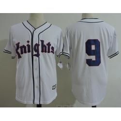 NCAA Film Jersey Knights 9 White Stitched Jersey